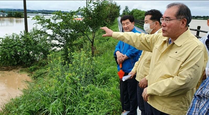 이개호 의원, 전남 특별재난지역 지정 촉구