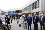 중기부장관, 영광 「e-모빌리티 규제자유특구」 방문