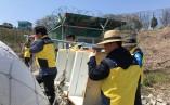 홍농읍 주민자치위원회, 깨끗한 바다를 만들다